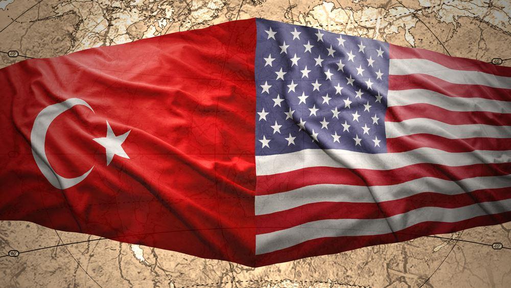 """Συμφωνία ΗΠΑ-Τουρκίας για """"ζώνη ασφαλείας"""" στη Συρία"""