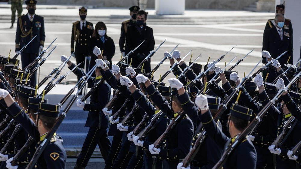 Με μεγαλειώδη στρατιωτική παρέλαση η Ελλάδα τίμησε τα 200 χρόνια από την κήρυξη της Επανάστασης