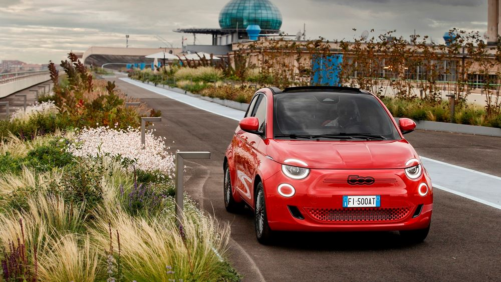 Fiat: Τα νέα (500)RED, Casa 500 και La Pista 500