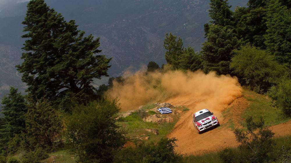 """Η ΕΚΟ στηρίζει, ως Μεγάλος Χορηγός, την επιστροφή του """"EKO Acropolis Rally"""" στο Παγκόσμιο Πρωτάθλημα Ράλλυ της FIA"""