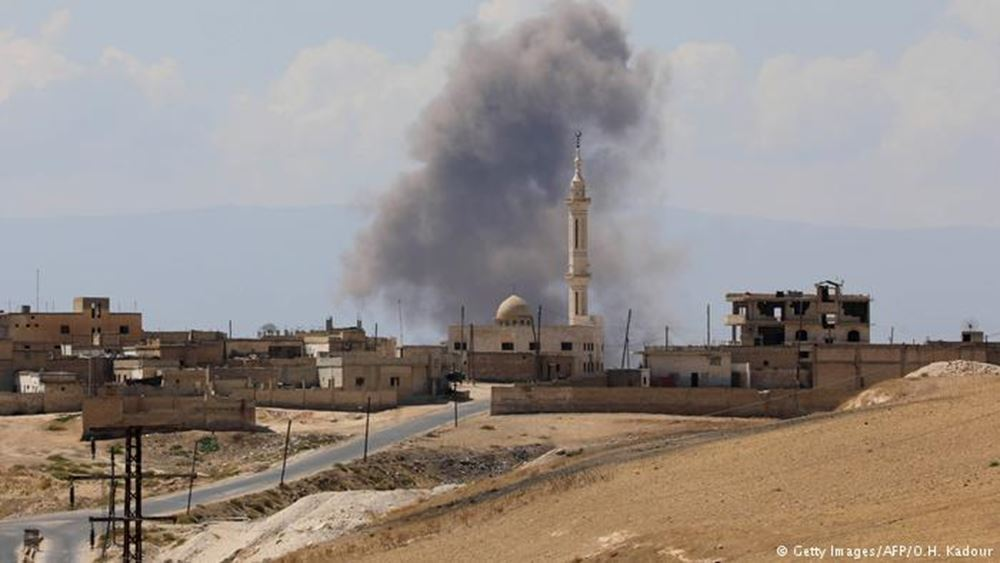 """Η Συρία συμφωνεί σε μια """"υπό όρους"""" κατάπαυση πυρός στην Ιντλίμπ"""