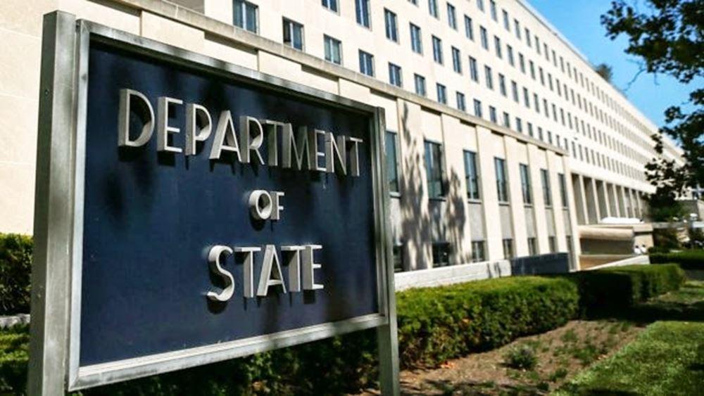 ΗΠΑ: Βαθιά ανησυχία για τις παράνομες τουρκικές γεωτρήσεις στην κυπριακή ΑΟΖ