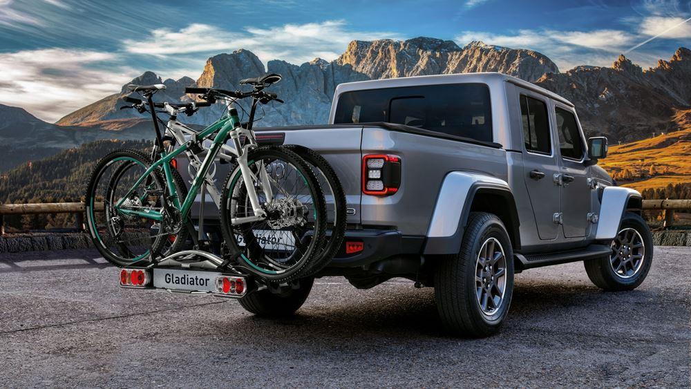 Εξατομίκευση χωρίς όρια για τα Jeep Wrangler και Gladiator
