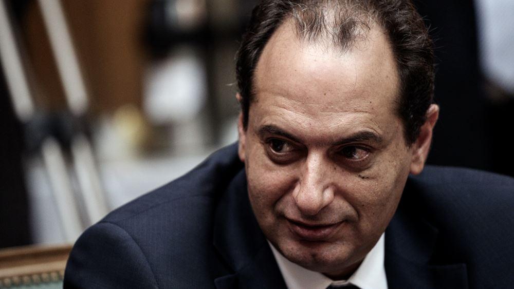 Χρ. Σπίρτζης: Δεν άκουσα τον Καμμένο στο υπουργικό να λέει για τον Σόρος