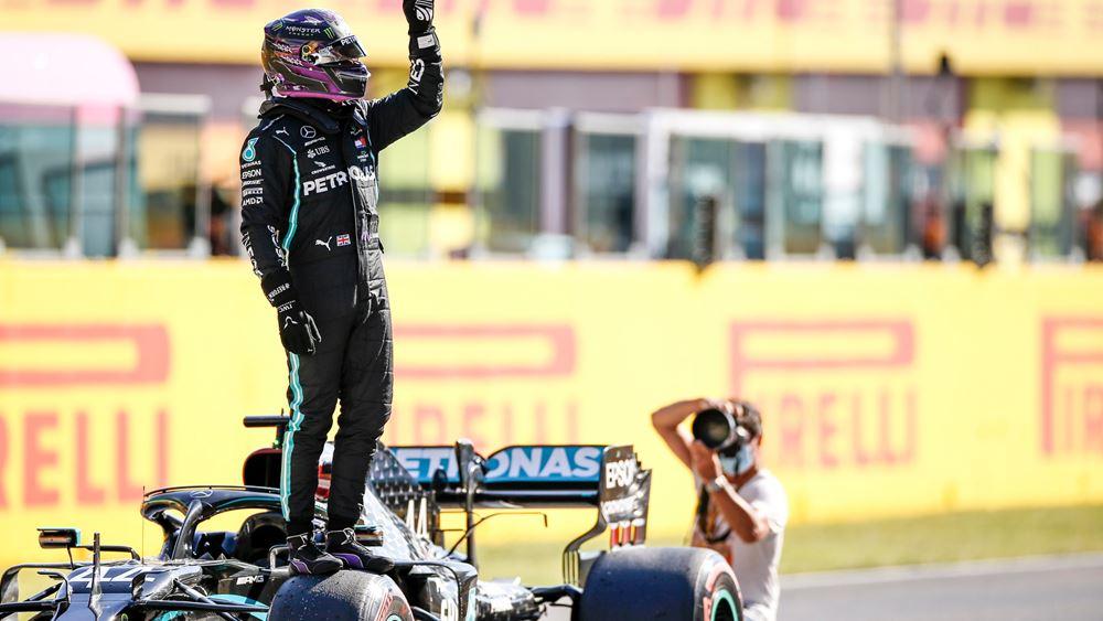F1 – GP Τοσκάνης: Νίκη για τον Lewis Hamilton