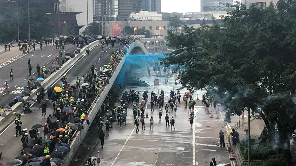Κίνα: Η επικεφαλής της κυβέρνησης του Χονγκ Κονγκ διαψεύδει ότι θέλει να παραιτηθεί