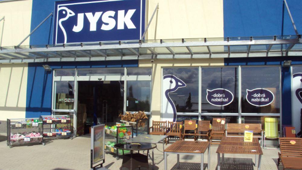Η JYSK επεκτείνει τη δραστηριότητά της σε B2B υπηρεσίες