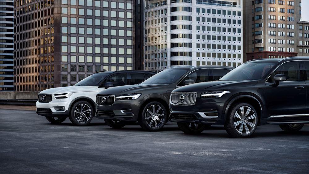 Volvo: Χρονιά ρεκόρ