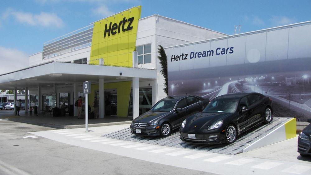 Hertz: Θέλει να πουλήσει μετοχές αξίας έως 1 δισ. δολαρίων