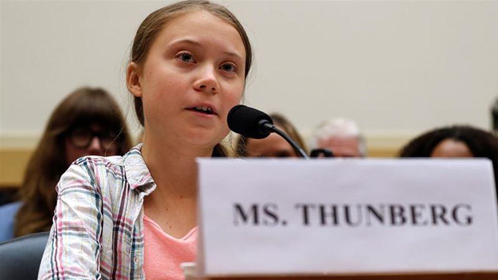Κανείς δεν φαίνεται να κατάλαβε την κριτική της Greta Thunberg στο Green New Deal