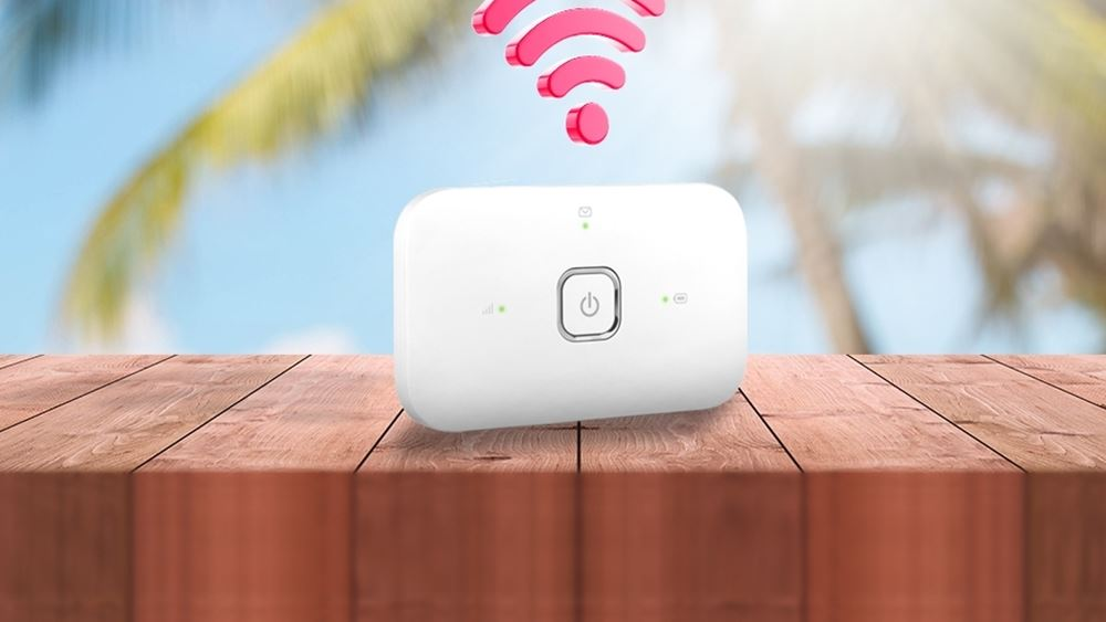 Vodafone Giga WiFi on the spot: