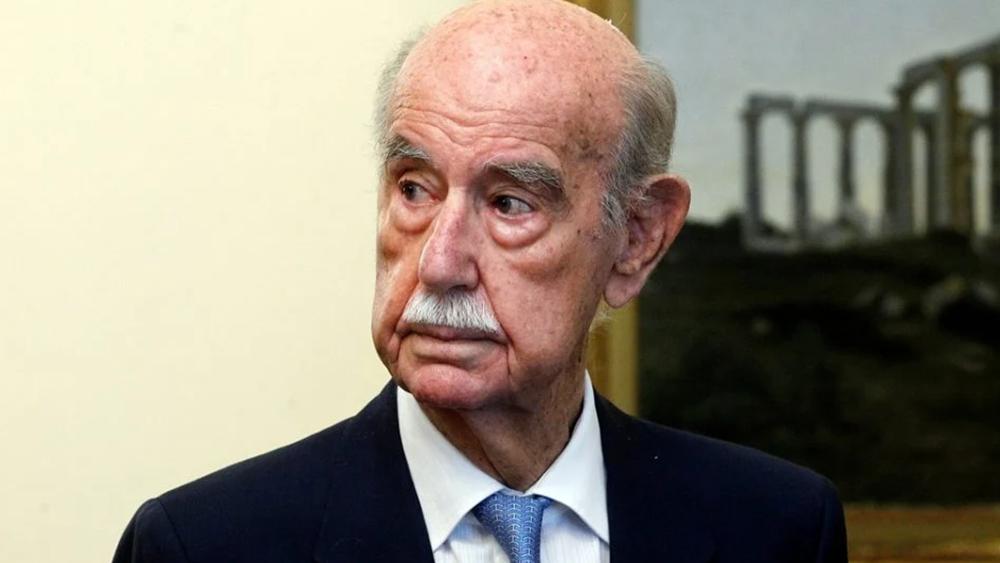 Πέθανε ο Παύλος Ιωαννίδης, στενός συνεργάτης του Ωνάση
