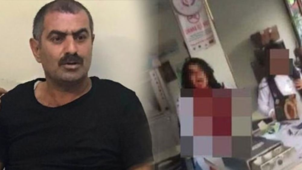 Τούρκος μαχαίρωσε στο λαιμό την πρώην γυναίκα του μπροστά στην κόρη τους