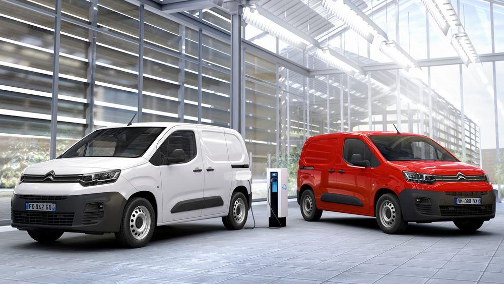 Πρεμιέρα για το νέο Citroen ë -Berlingo Van