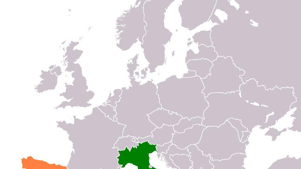 Ισπανία-κορονοϊός: Η Ισπανία ήρε την απαγόρευση απευθείας πτήσεων από την Ιταλία, αλλά συνεχίζουν να ισχύουν οι τουριστικοί περιορισμοί