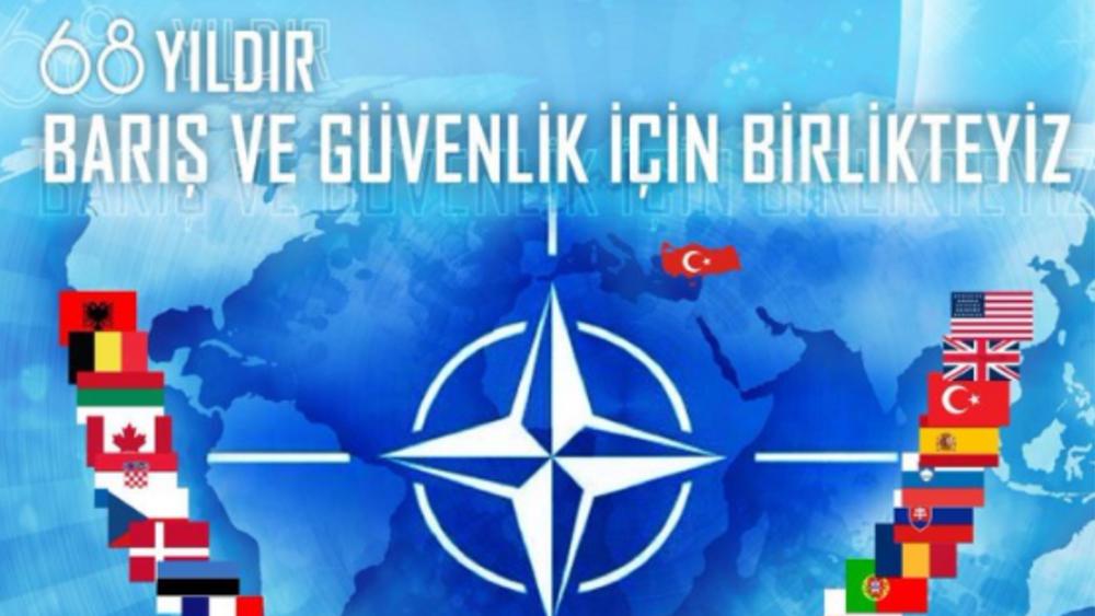 """Τουρκικός χάρτης με το μισό Αιγαίο και την Κύπρο στα """"κόκκινα"""""""