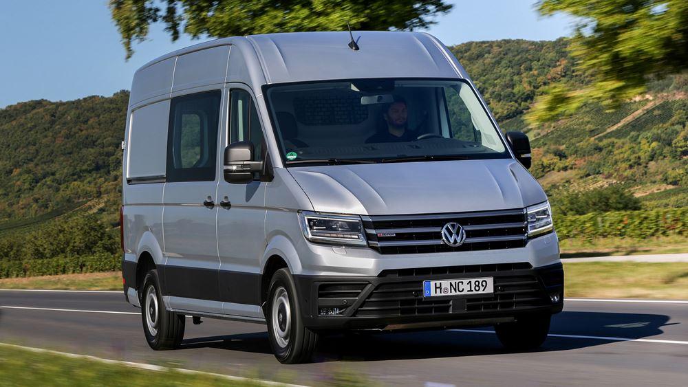 Ταχύτερες παραδόσεις από την Hermes και την Volkswagen Commercial Vehicles