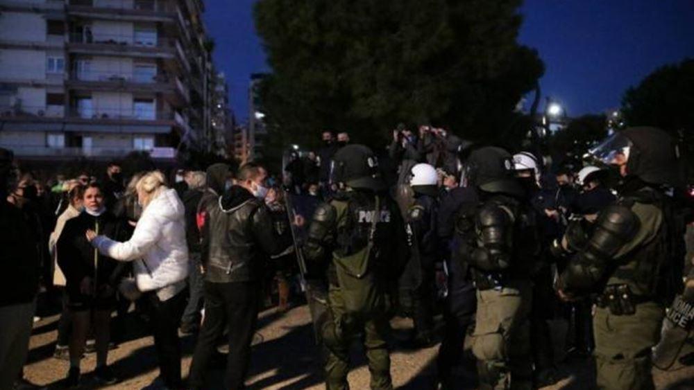 Θεσσαλονίκη: Μία σύλληψη για τα χθεσινά επεισόδια στον Λευκό Πύργο