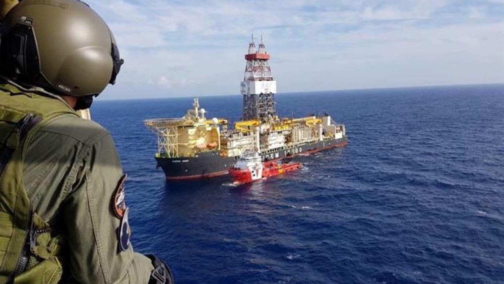 Εκστρατεία προπαγάνδας από την Άγκυρα για τις γεωτρήσεις στην κυπριακή ΑΟΖ
