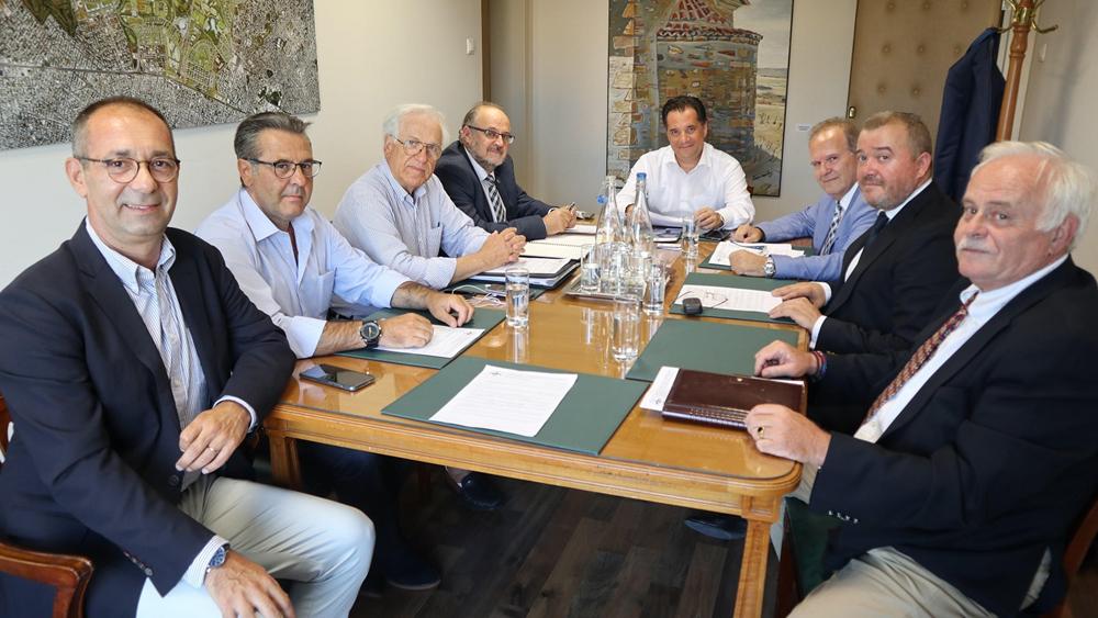 Τα προβλήματα των φοροτεχνικών στη συνάντηση Α. Γεωργιάδη - ΠΟΦΕΕ