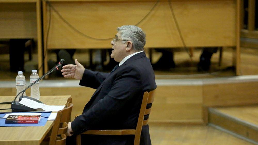 Καταδίκη Χρυσής Αυγής - Η πρώτη αντίδραση Μιχαλολιάκου για την απόφαση: Δεν έκανα απόπειρα αυτοκτονίας
