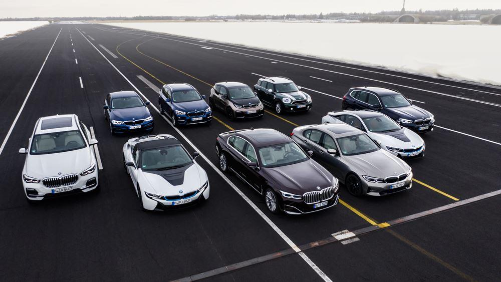 Η BMW δίνει κίνητρα για την αγορά των ηλεκτροκίνητων μοντέλων της