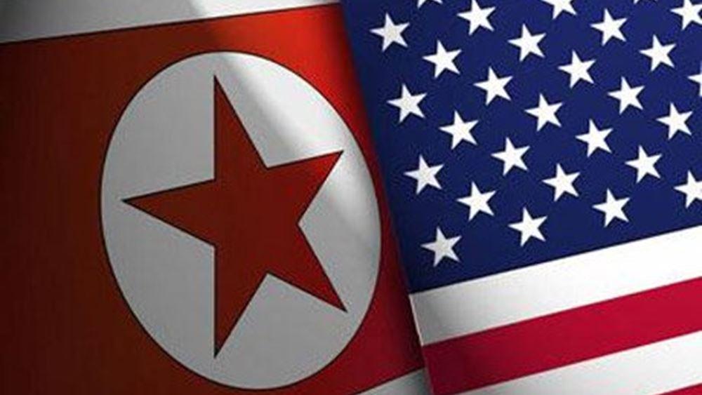 Ν. Κορέα: Οι ΗΠΑ προσπαθούν να πείσουν τη Β. Κορέα να επιστρέψει στο τραπέζι των διαπραγματεύσεων