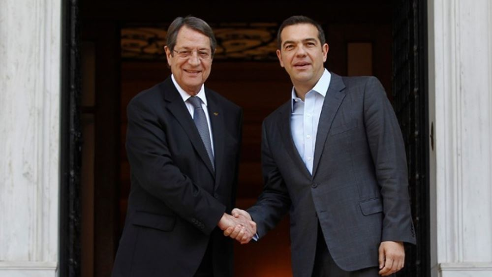 Άρχισαν οι εργασίες της συνόδου Ελλάδας-Κύπρου-Αιγύπτου