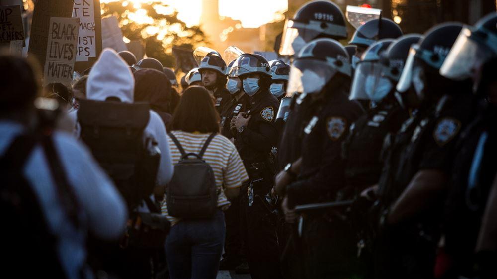 """ΗΠΑ: """"Να διαλυθεί"""" η αστυνομία της πόλης ζητά το δημοτικό συμβούλιο στη Μινεάπολη"""