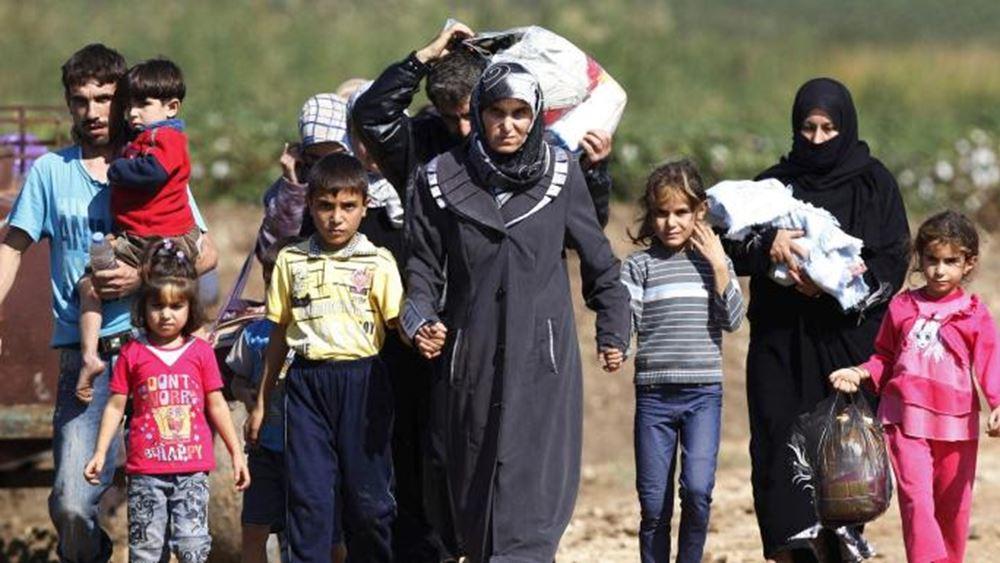 Χίος: Θετικοί στον κορονοϊό βρέθηκαν άλλοι τρεις αιτούντες άσυλο