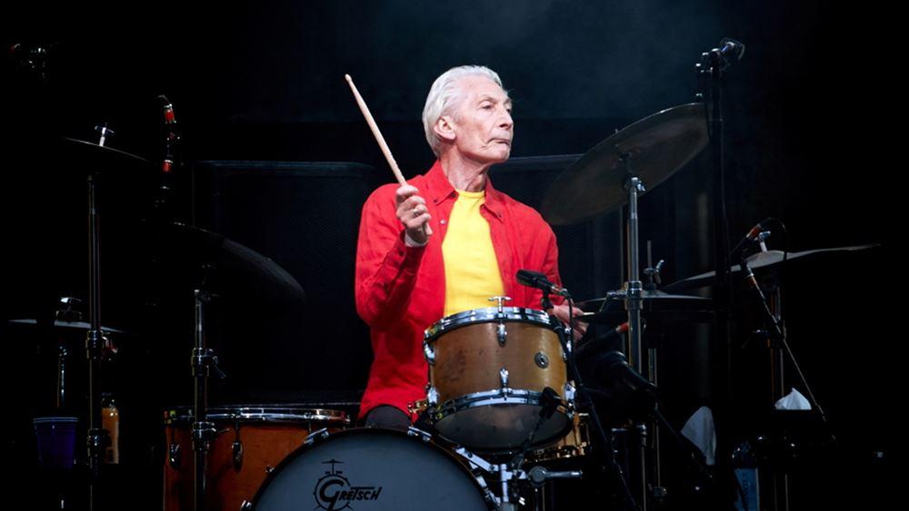 Πέθανε ο ντράμερ των Rolling Stones Τσάρλι Γουάτς