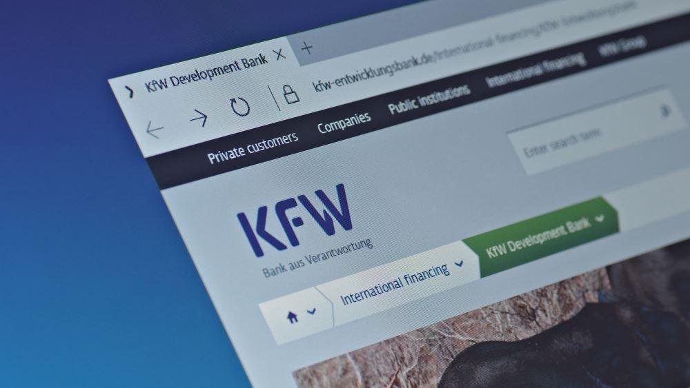 KfW: Η γερμανική παραγωγή συρρικνώθηκε 20%-25% εξαιτίας κορονοϊού