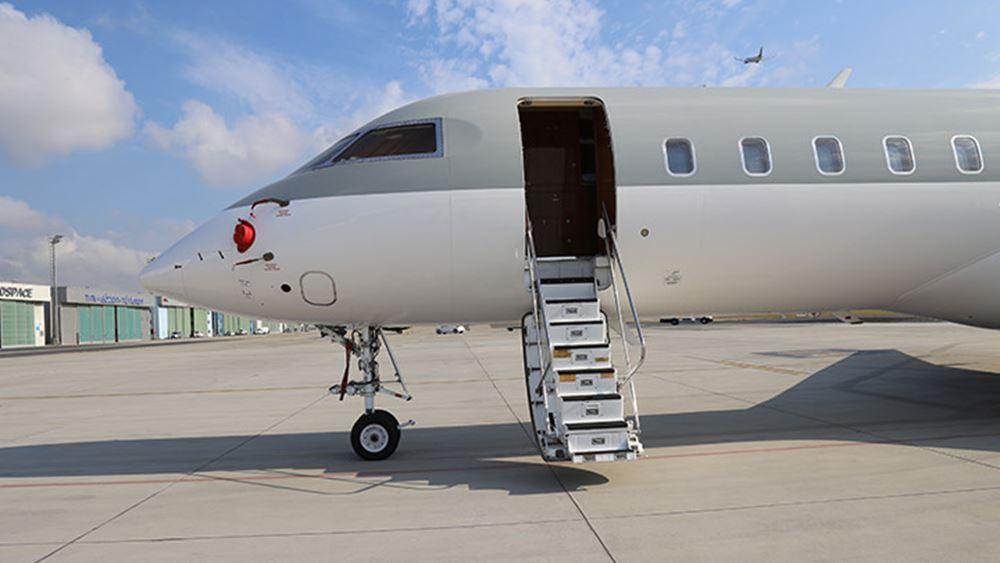 """Στο """"Ελ. Βενιζέλος"""" είχε προσγειωθεί το αεροπλάνο που θα φυγάδευε τον Μαδούρο"""