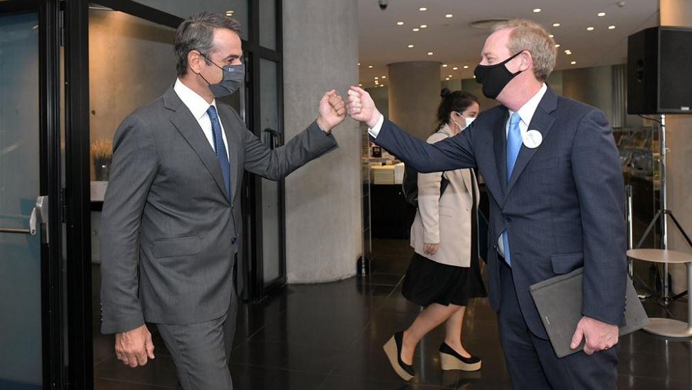 Μπραντ Σμιθ: Η επένδυση της Microsoft αποτελεί ψήφο εμπιστοσύνηση στις προοπτικές της Ελλάδας
