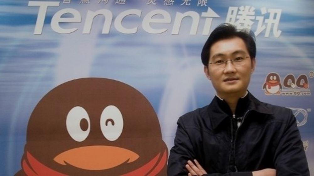 Ο Κινέζος δισεκατομμυριούχος της Tencent είναι σήμερα πλουσιότερος από τους ιδρυτές της Google