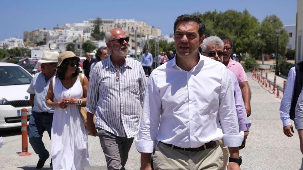 Τσίπρας: Πρόβλημα ότι δεν διεκδικήσαμε τεστ για τουρίστες πριν έρθουν στην Ελλάδα - Η κυβέρνηση μεγιστοποιεί την κρίση