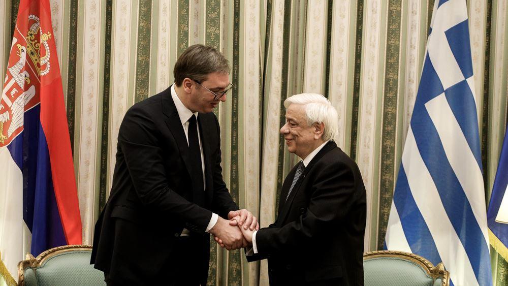 Παυλόπουλος: Η Ελλάδα θα υπερασπιστεί στο ακέραιο τα σύνορα, το έδαφος και την ΑΟΖ της