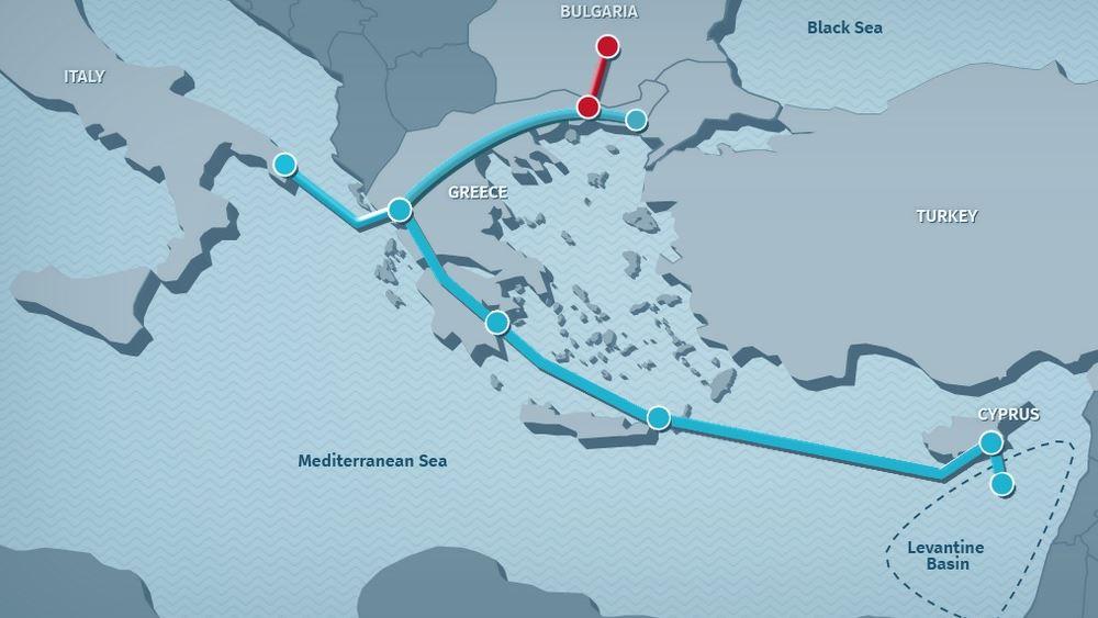 """ΑΣΠΡΟΦΟΣ: Εγκρίθηκε η μελέτη για το χερσαίο τμήμα του αγωγού """"IGI Poseidon"""""""
