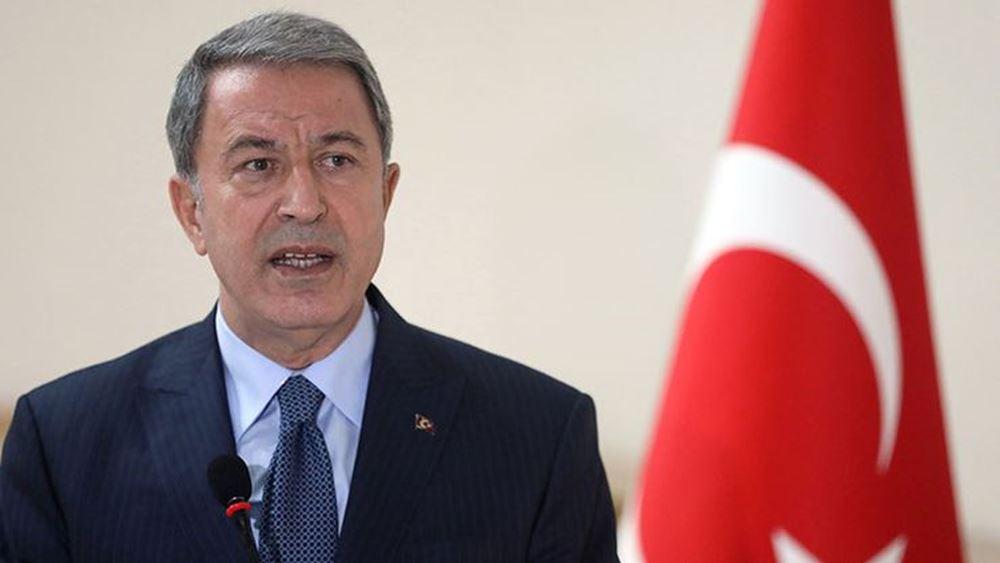 Επικοινωνία υπ. Άμυνας Τουρκίας-Ρωσίας για περιφερειακά ζητήματα
