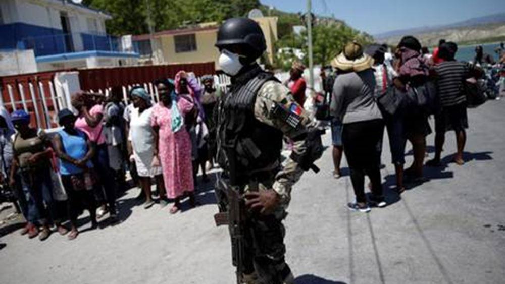 Κορονοϊός: Απήχθη ο επικεφαλής νοσοκομείου της Αϊτής
