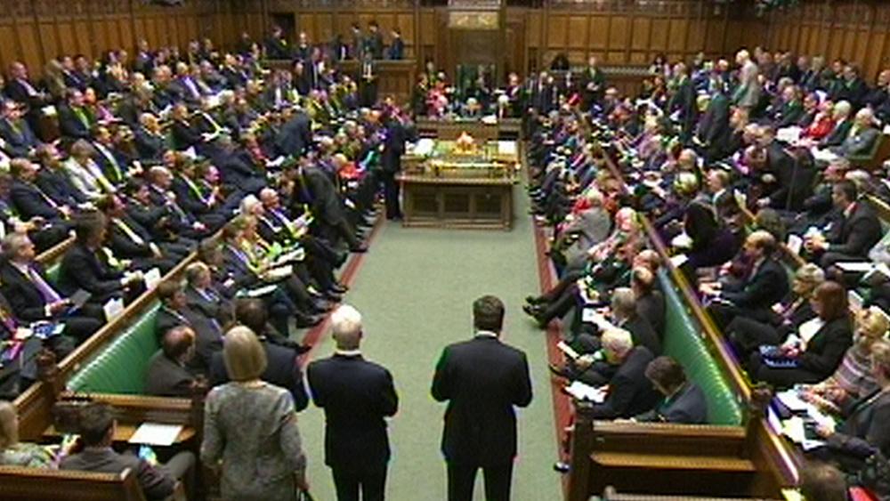 """Βρετανία: Η Βουλή απέρριψε τροπολογία των Εργατικών που απέκλειε """"σκληρό"""" Brexit"""