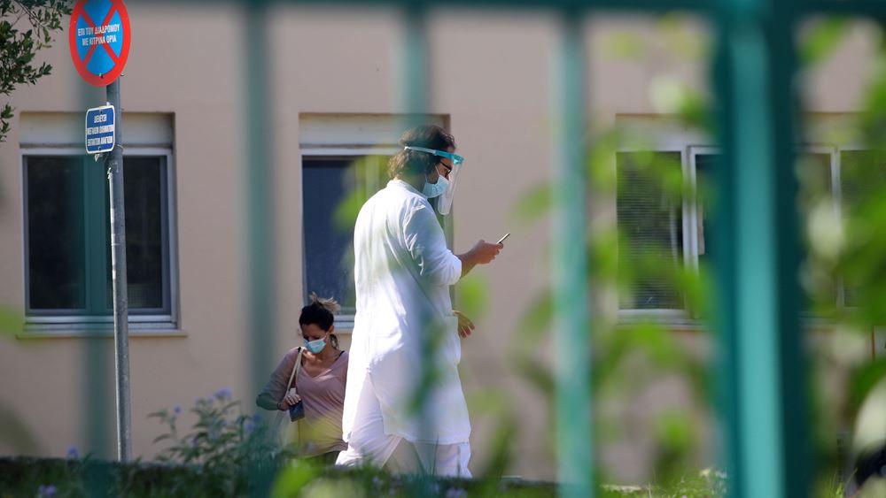 Κορονοϊός: Εχασε τη μάχη ένας 69χρονος που νοσηλευόταν στο ΑΧΕΠΑ