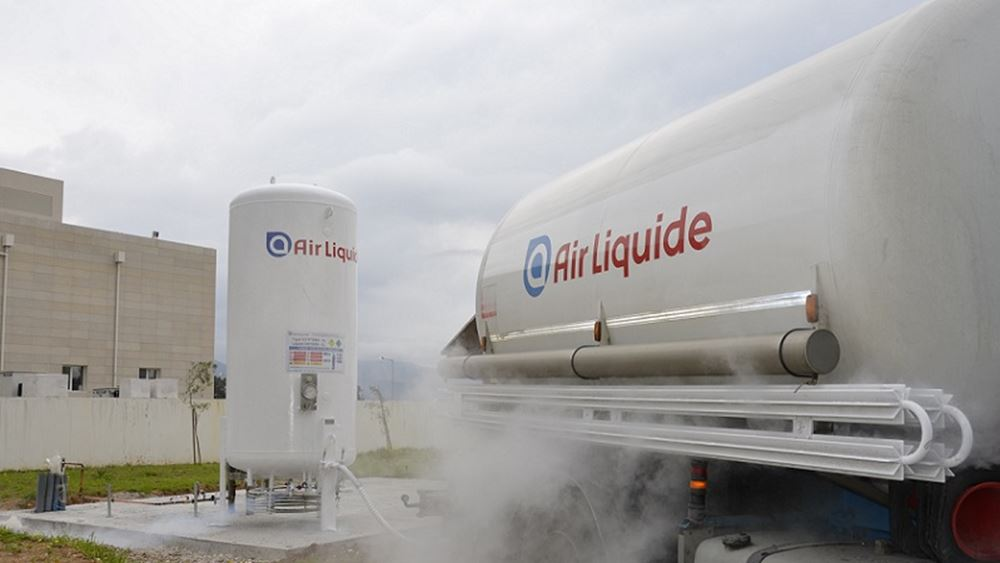 Air LiquideHellas: Συμβάλλοντας στην εθνική προσπάθεια για την αντιμετώπιση του κορονοϊού