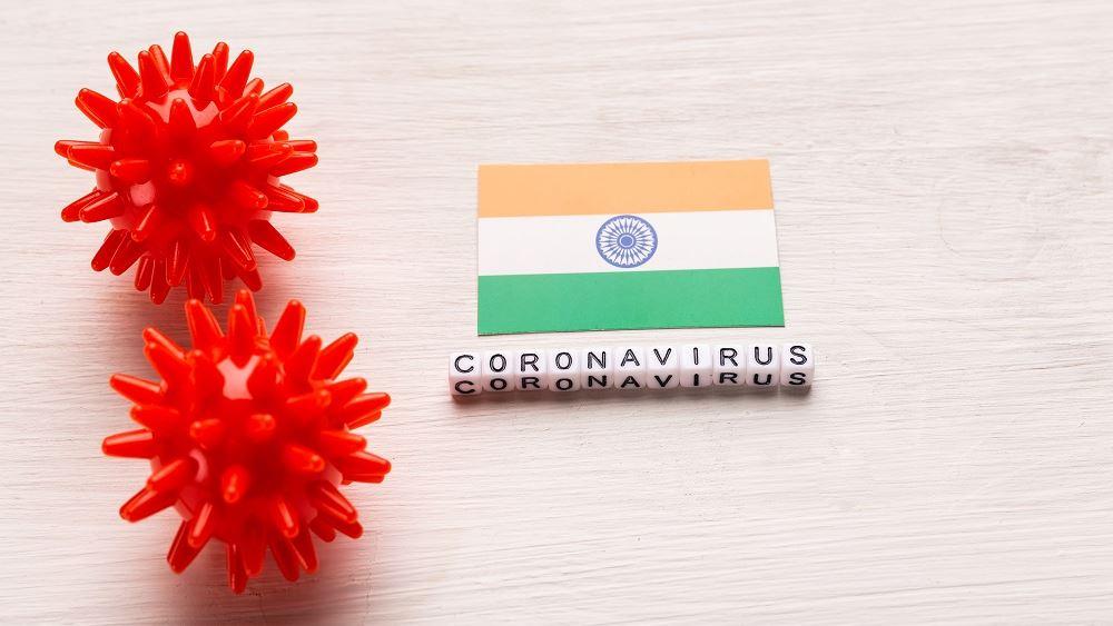 Ινδία: Σχεδόν 15.000 κρούσματα του νέου κορονοϊού