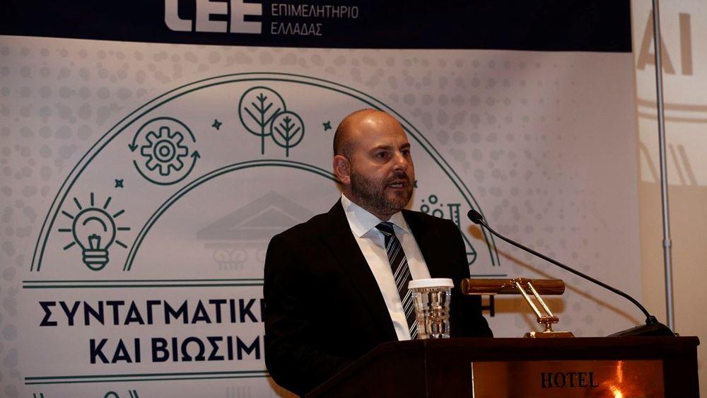 Γ. Στασινός: Επανάσταση στην ψηφιοποίηση διαδικασιών και εγγράφων που αφορούν το δομημένο περιβάλλον