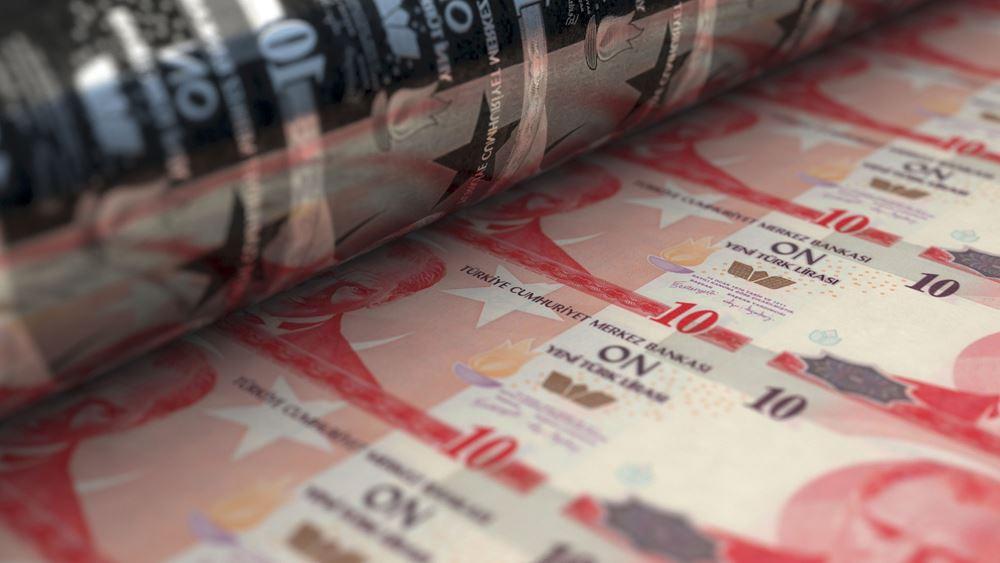 Οι εντάσεις βυθίζουν περαιτέρω την τουρκική οικονομία