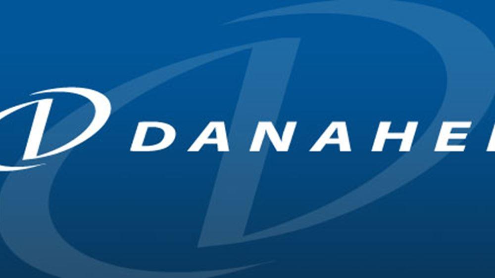 Danaher: Αισιόδοξες εκτιμήσεις για το α΄ τρίμηνο, ενισχύεται η μετοχή