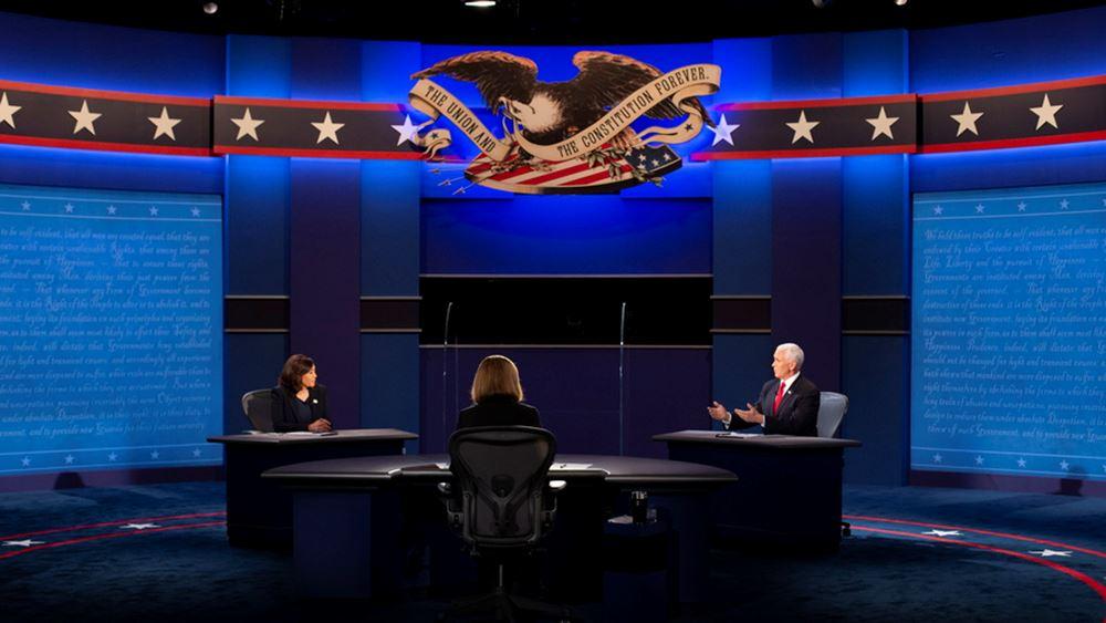 ΗΠΑ: Οι εντάσεις δεν έλειψαν ούτε στο ντιμπέιτ των υποψήφιων αντιπροέδρων