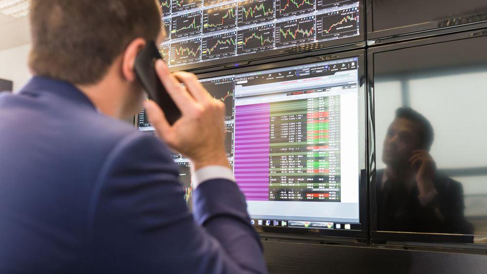 Αυξάνονται οι διορθωτικές κινήσεις στο Χρηματιστήριο