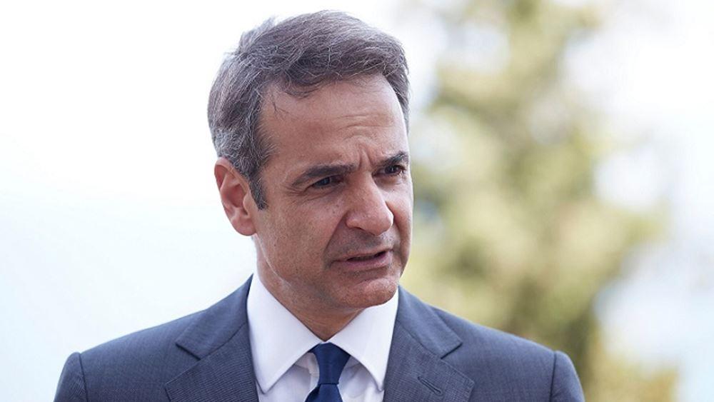 Κ. Μητσοτάκης: Η κηδεία του Κ. Αρβανίτη θα γίνει δημοσία δαπάνη, ως ένα δείγμα ευγνωμοσύνης
